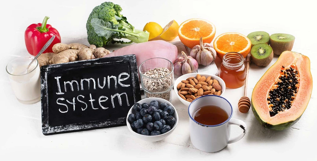 6 Foods That Boost the Immune System
